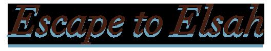 Escape to Elsah, Illinois Logo